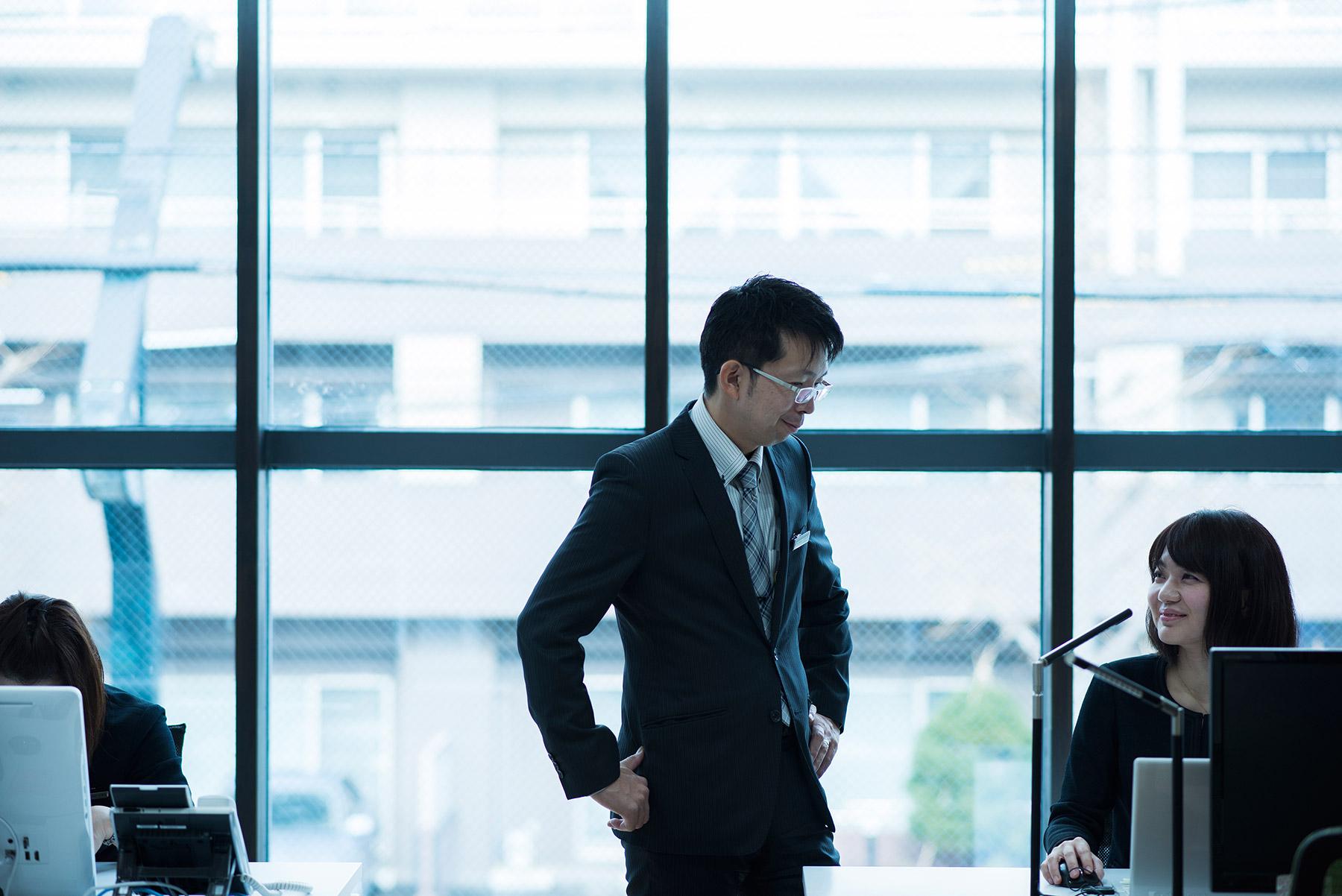 取締役 専務執行役員 小泉俊平 Koizumi Shunpei